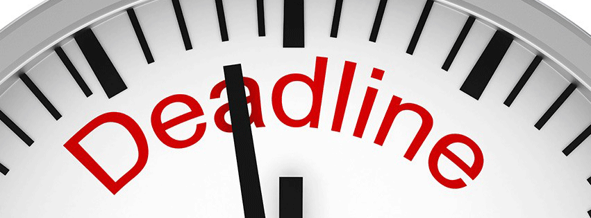 May 5th Marks the Deadline for INDs and DMFs